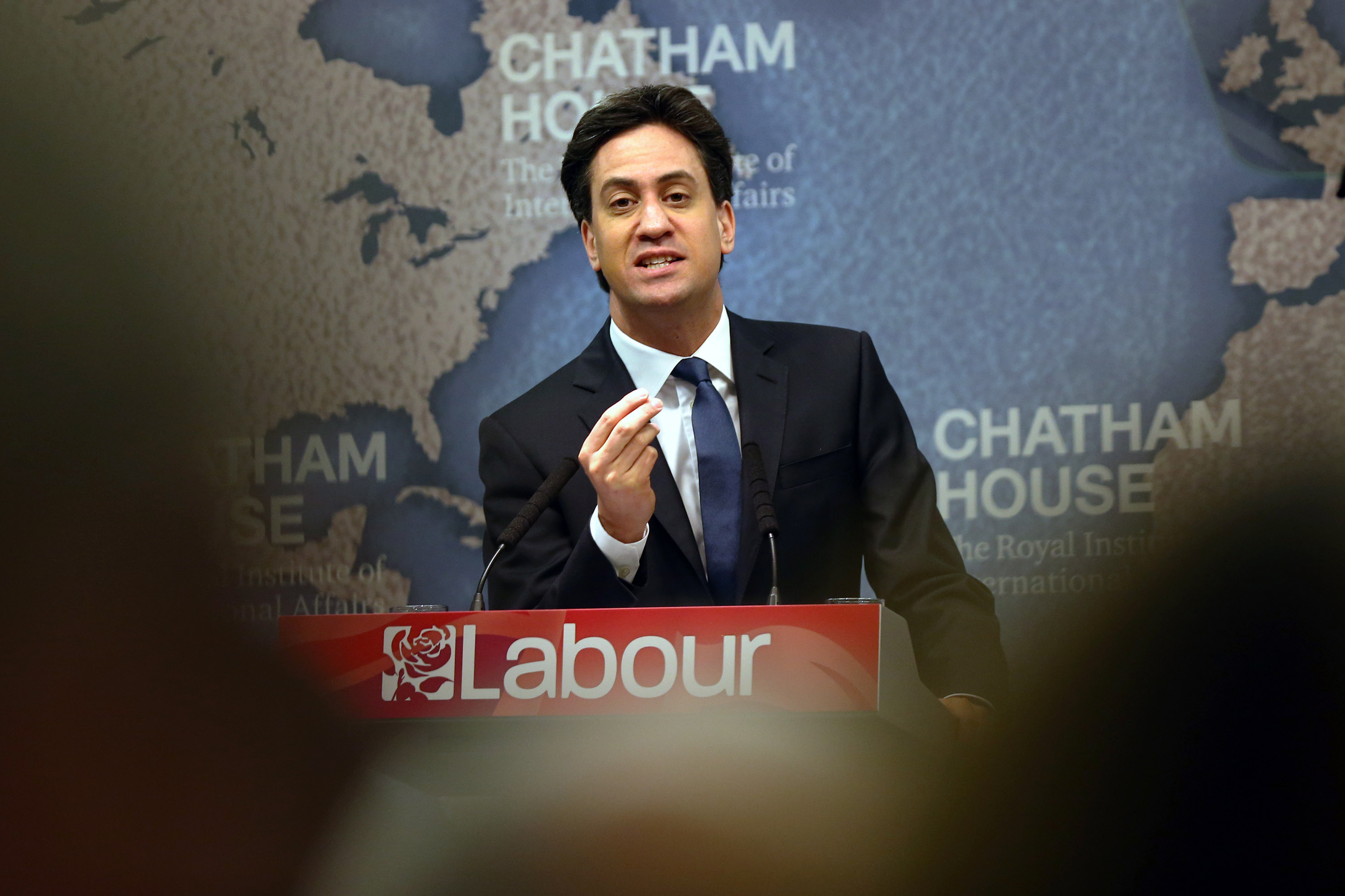 This is why Ed Miliband is likely to be soon to PM.