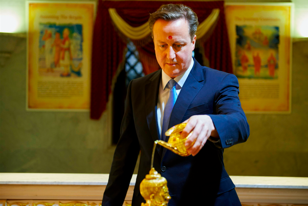 There are four ways Cameron could keep power.