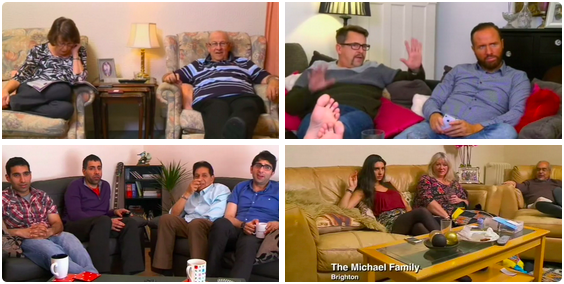 The Gogglebox crew cut through the spin.